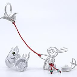 The Rabbit Lantern - The Jade Rabbit