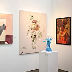 Art Toronto OCADu Booth