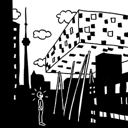 The Epic Quest to Bring Julien Christian Lutz to OCAD University