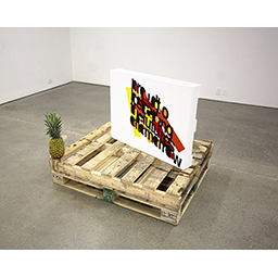Proud Futures Shipping Pallet (With Pineapple)