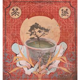 3.Lucky tea stalk
