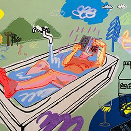 2) A Joyful Bath